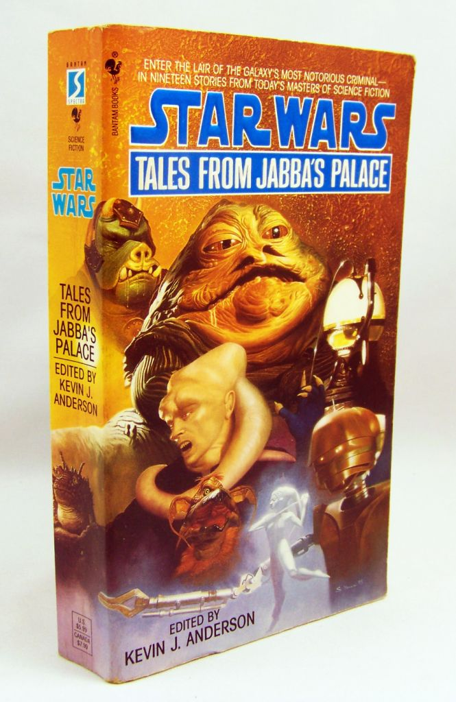 Star Wars Tales from Jabba\'s Palace - Nouvelles - Batam Spectra Books 1995 02