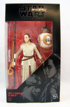 Star Wars The Black Series 6\'\' - #02 Rey (Jakku) & BB-8