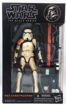 Star Wars The Black Series 6\'\' - #03 Sandtrooper