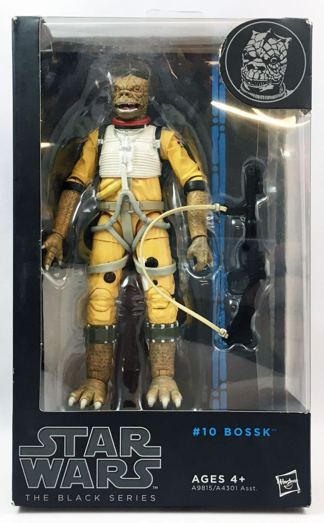Star Wars The Black Series 6\'\' - #10 Bossk
