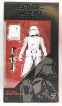 Star Wars The Black Series 6\'\' - #12 First Order Snowtrooper