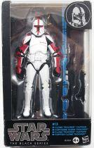 Star Wars The Black Series 6\'\' - #13 Clone Trooper Captain