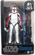 Star Wars The Black Series 6\'\' - #13 Clone Trooper Captain