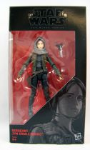 Star Wars The Black Series 6\'\' - #22 Sergeant Jyn Erso (Jedha) Rogue One