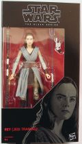 Star Wars The Black Series 6\'\' - #44 Rey (Jedi Training)