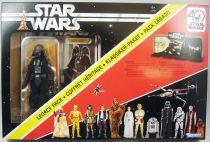 "Star Wars The Black Series 6\"" - \""40th Anniversary\"" Darth Vader \""Legacy Pack\"""