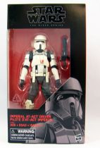 Star Wars The Black Series 6\'\' - AT-ACT Imperial  Driver (Target Exclusive)