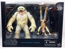 Star Wars The Black Series 6\'\' - Luke Skywalker & Wampa