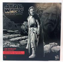 Star Wars The Black Series 6\'\' - Luke Skywalker (Jedi Master) on Ahch-To Island (Target Exclusive)
