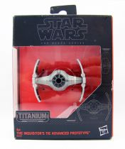 Star Wars The Black Series Titanium - The Inquisitor\'s TIE Advanced Prototype
