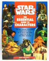 Star Wars The Essential Guide of Characters - Ballantine 1995 01