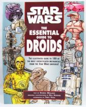 Star Wars The Essential Guide to Droids - Ballantine 1999 01