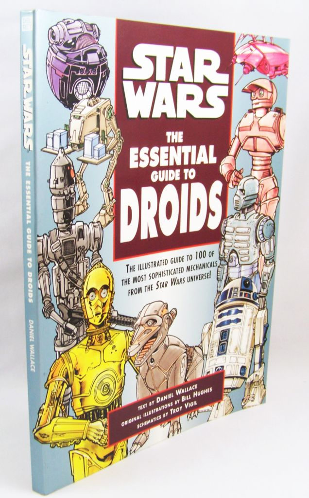 Star Wars The Essential Guide to Droids - Ballantine 1999 02