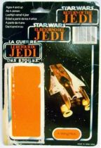 Star Wars Tri-logo 1983/1985 - Kenner - A-Wing Pilot