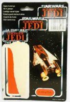 Star Wars Tri-logo 1983/1985 - Kenner - A-Wing Pilot