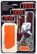 Star Wars Tri-logo 1983/1985 - Kenner - AT-ST Driver