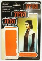 Star Wars Tri-logo 1983/1985 - Kenner - Princess Leia Organa (Bespin Gown)