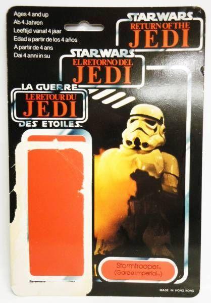 Star Wars Tri-logo 1983/1985 - Kenner - Stormtrooper