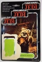 Star Wars Tri-logo 1983/1985 - Kenner - Wicket W. Warrick
