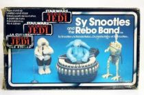 Star Wars Trilogo 1983/1985 - Kenner - Sy Snootles & Rebo Band (mint in box)