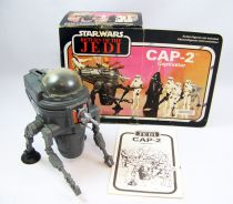 Star Wars Trilogo Return of the Jedi 1984 - Mini Rigs : CAP-2 (loose with box)