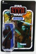 Star Wars vintage style - Hasbro - Aayla Secura - Revenge of the Sith