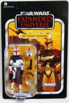Star Wars vintage style - Hasbro - ARC Trooper Commander - Expanded Universe