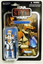Star Wars vintage style - Hasbro - Clone Commander Cody - Revenge of the Sith