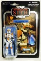 Star Wars vintage style - Hasbro - Clone Commander Cody - Revenge of the Sith
