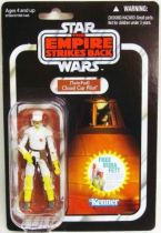 Star Wars vintage style - Hasbro - Cloud Car Pilot (Twin-Pod) - Empire Strikes Back