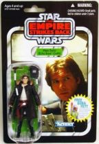 Star Wars vintage style - Hasbro - Han Solo (Echo Base Outfit) - Empire Strikes Back