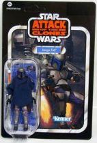 Star Wars vintage style - Hasbro - Jango Fett - Attack of the Clones