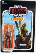 Star Wars vintage style - Hasbro - Jar Jar Binks - The Phantom Menace