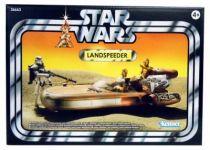 Star Wars vintage style - Hasbro - Landspeeder - Star Wars