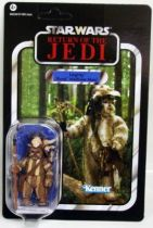Star Wars vintage style - Hasbro - Logray (Ewok Medicine Man) - Return of the Jedi