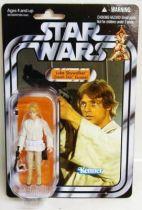 Star Wars vintage style - Hasbro - Luke Skywalker (Death Star Escape) - Star Wars