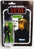 Star Wars vintage style - Hasbro - Luke Skywalker (Endor Capture) - Revenge of the Jedi