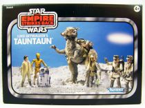 Star Wars vintage style - Hasbro - Luke Skywalker\'s Tauntaun - Empire Strikes Back (loose with box)