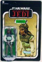 Star Wars vintage style - Hasbro - Nikto (Skiff Guard) - Return of the Jedi