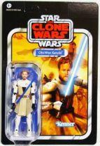 Star Wars vintage style - Hasbro - Obi-Wan Kenobi - The Clone Wars