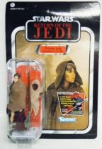 Star Wars vintage style - Hasbro - Princess Leia (Sandstorm Outfit) - Return of the Jedi