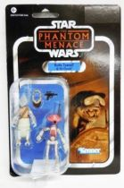 Star Wars vintage style - Hasbro - Ratts Tyerell & Pit Droid - The Phantom Menace