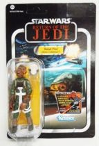 Star Wars vintage style - Hasbro - Rebel Pilot (Mon Calamari) - Return of the Jedi