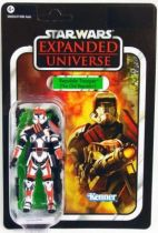 Star Wars vintage style - Hasbro - Republic Trooper (The Old Republic) - Expanded Universe