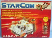 Starcom - Coleco - H.A.R.V.-7 (loose with box)