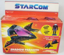 Starcom - Coleco - Shadow Parasite (loose with box)