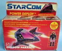Starcom - Mattel - Shadow Parasite (loose with box)