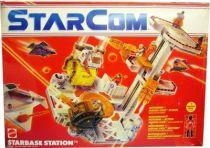 Starcom - Mattel - Starbase Station (loose with box)