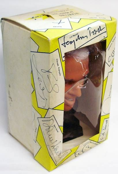 Starfan\'s - Bust Maurice Chevalier (Mint in Box)
