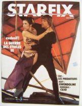Starfix n°7 - Le Retour du Jedi - Août 1983 01